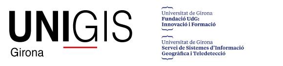UNIGIS Girona. Formación online de profesionales en SIG