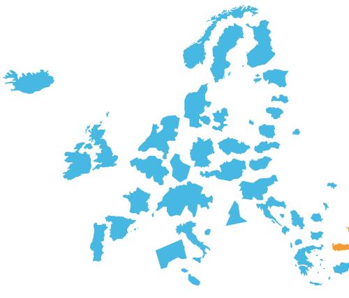 Ejemplo de cartograma no contíguo (Fuente: citéco)