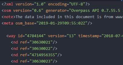 Descarga inteligente de datos OSM con Overpass API - UNIGIS