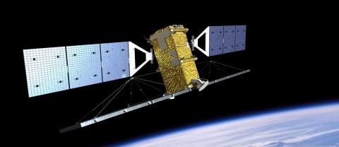 Misión contributiva Radarsat 2 que proporciona datos al programa Copernicus de observación de la Tierra